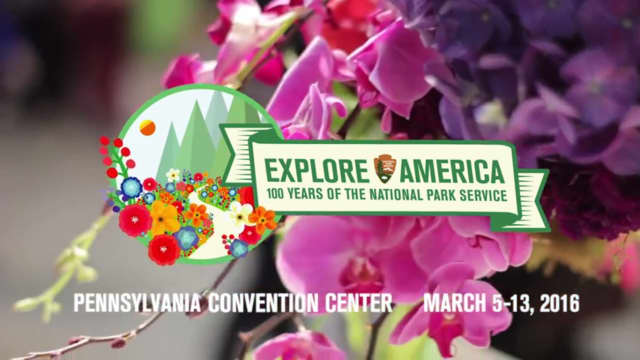 Ridgewood Parks and Recreation is taking a trip to the annual Philadelphia Flower Show, which is celebrating 100 years of the National Park Service this year.