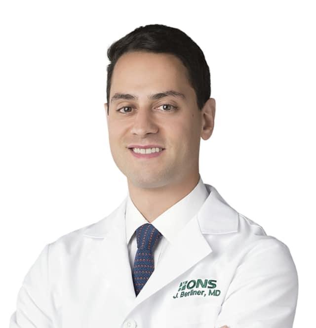 Dr. Jonathan Berliner of ONS.