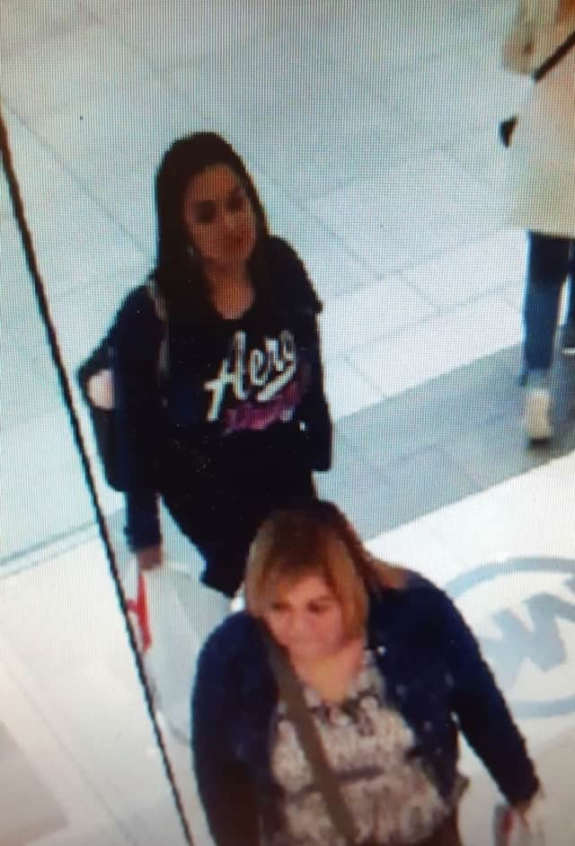 If you recognize these women, or have information that could help the investigation, call the Carlstadt Police Criminal Investigations Unit: (201) 438-4810.