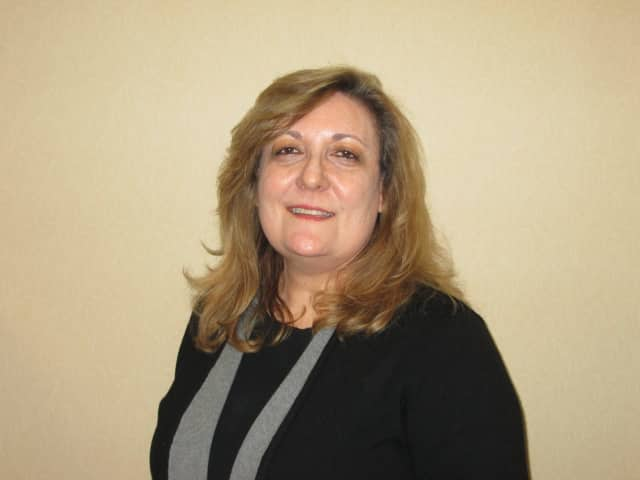 Carmela Pascarella, Branch Manager of the Washington Township branch of Oritani Bank.