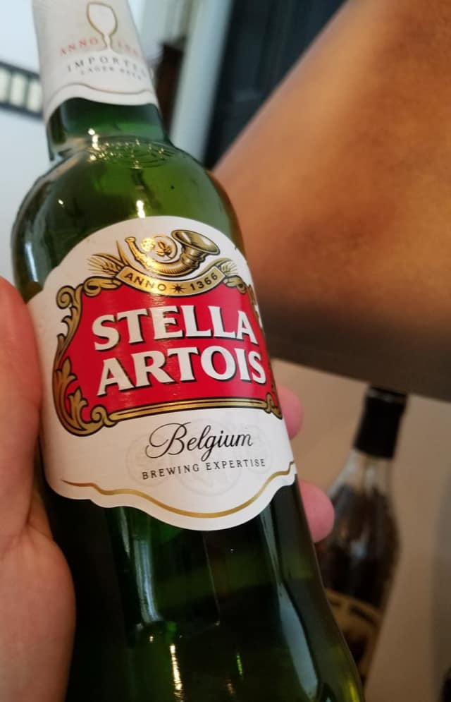 Stella Artois on Monday announced a voluntary recall of select packages containing 11.2-ounce (330ml) bottles of beer that may contain particles of glass.