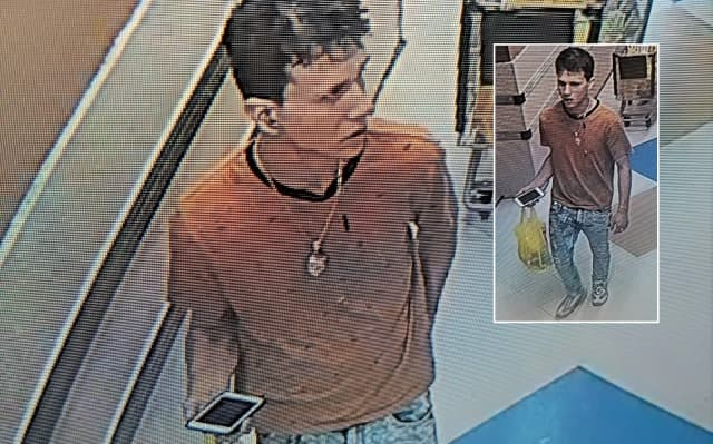 If you know or see this person, please call Rochelle Park PD: (201) 843-1515.