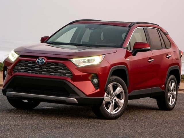 Toyota announced it is recalling thousands of Rav4 models due to a faulty backup camera.