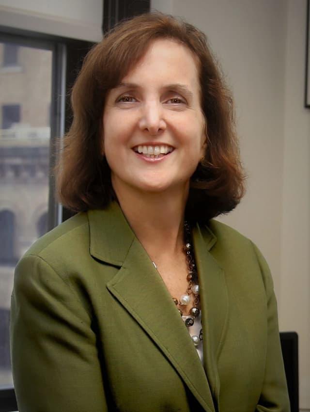 Metro-North President Catherine Rinaldi