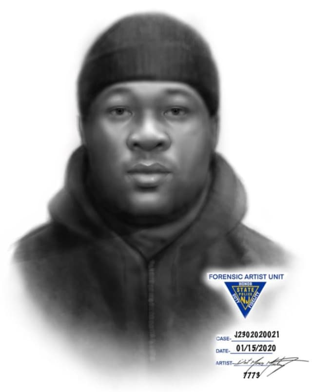 Authorities are seeking the identity of a suspect in a Secaucus sexual assault case.