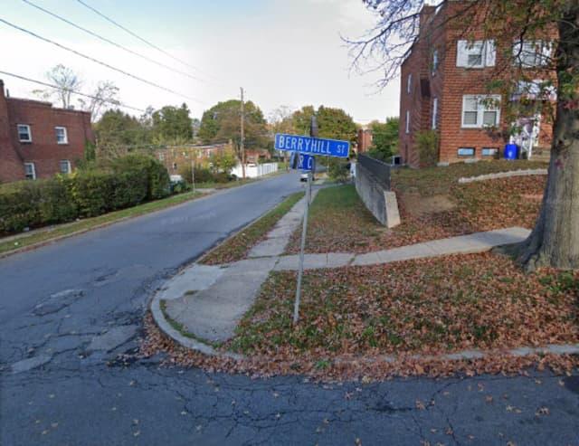 Berryhill Street in Harrisburg.