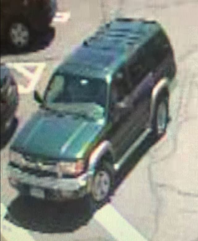 * Know This Vehicle? * Police in Fairfield are asking the public for help finding the owner of this vehicle who allegedly hit another vehicle and fled.