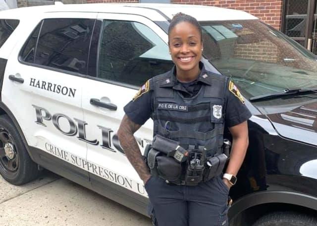 Harrison Police Officer Elizabeth Yasmin Delacruz