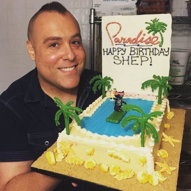 """Hackensack Pastryarch Tony Albanese competes on """"Cake Wars"""" Monday night on the Food Network."""