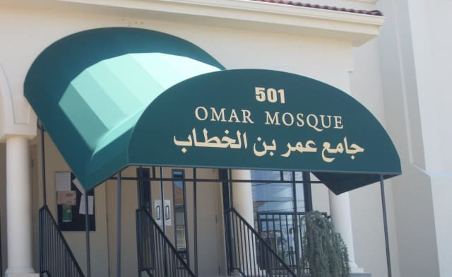 Masjid Omar Mosque in Paterson.
