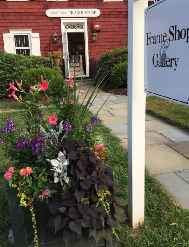Bedford Village Frame Shop Celebrates 10 Years   Bedford Daily Voice