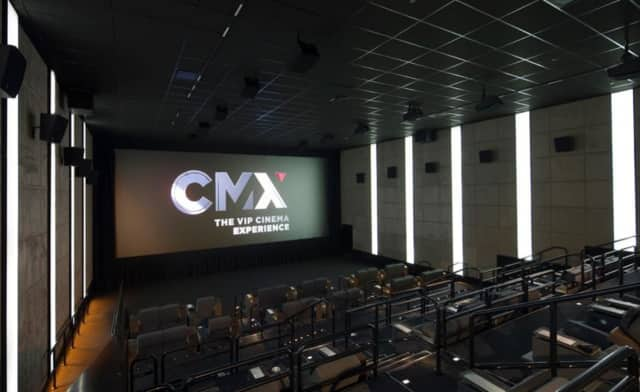 CMX Cinemas is hiring ahead of its Closter opening.