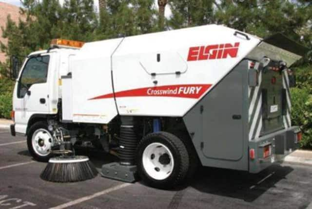 The city of Stamford will begin a street sweeping project.