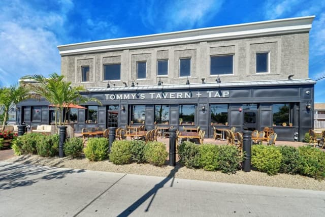 Tommy's Tavern + Tap is opening this fall in Clifton and has existing locations in Sea Bright, Freehold and Staten Island.