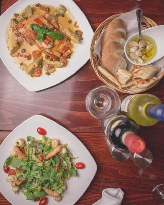 Osteria Romana in Monroe is known for its tasty Italian fare.