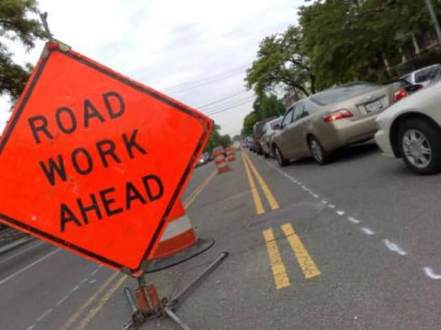 Motorists are noticing the roadwork on the Orangeburg Road bridge, but so are walkers and cyclists who use the trail underneath the bridge.