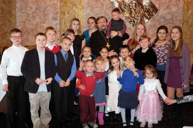The Russian Orthodox Church in Garfield will host a Christmas party for kids Jan. 17.