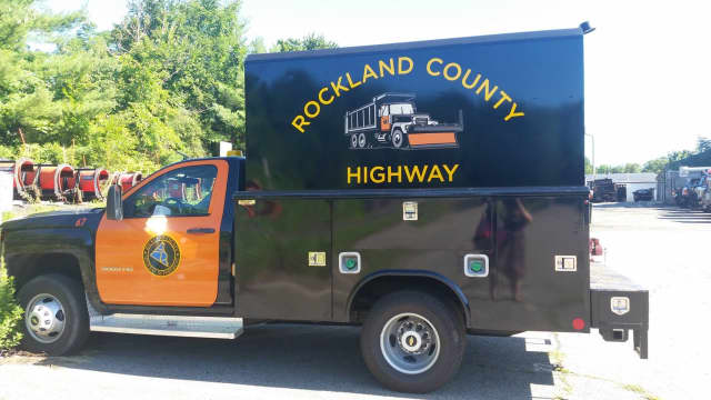 The Rockland County Highway Department.