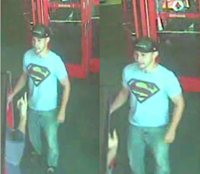 The Town of Wallkill Police are searching for a man who fought with a security officer when he tried to steal baby formula.