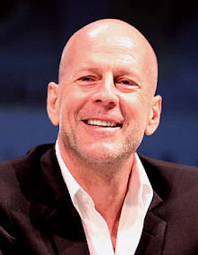 Bruce Willis owns a home in Bedford Hills.