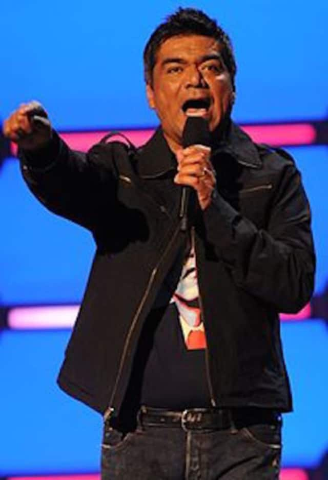 George Lopez will perform at bergenPAC in June.