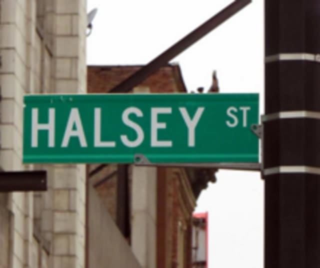 Streets will be closed for the Halsey Street Festival, which was rescheduled.