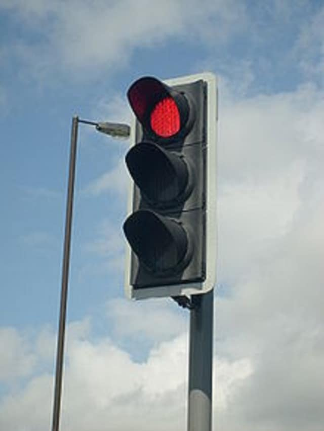 There is a new traffic light on Lincoln Boulevard in Emerson... nearly five decades later.