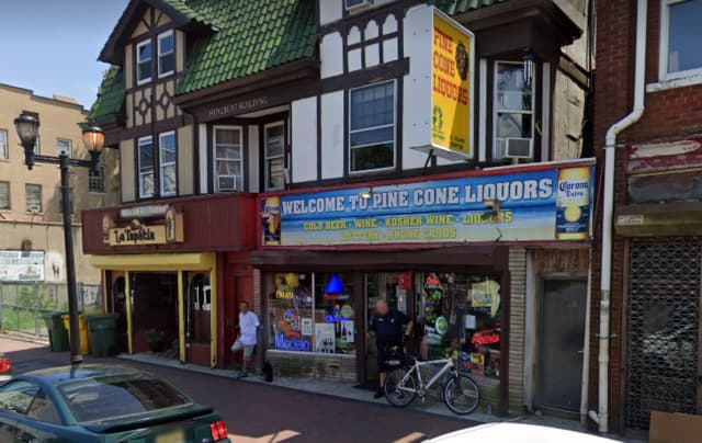 Pine Cone Liquor Store