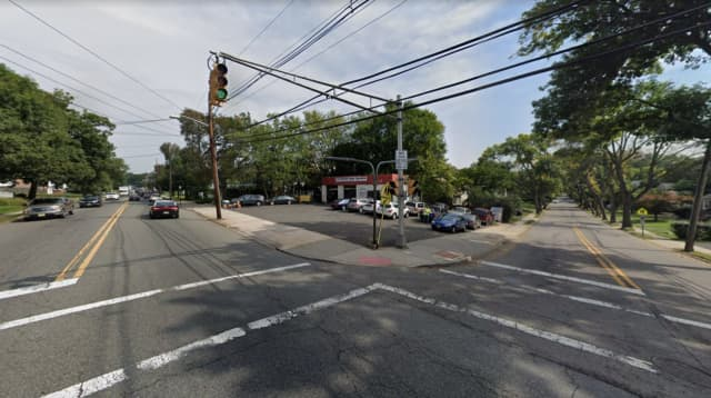 The 14-year-old boy was crossing Fycke Lane and Teaneck Road when he was struck shortly before 6 p.m., Teaneck police said.