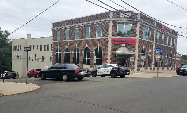 Bank of America, Teaneck