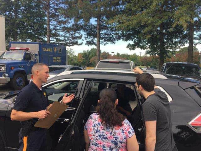 The child safety seat checkpoint will soon be based in Paramus.
