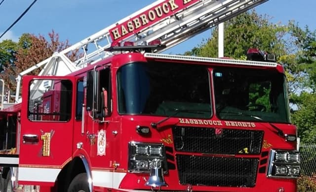 Hasbrouck Heights Fire Dept.