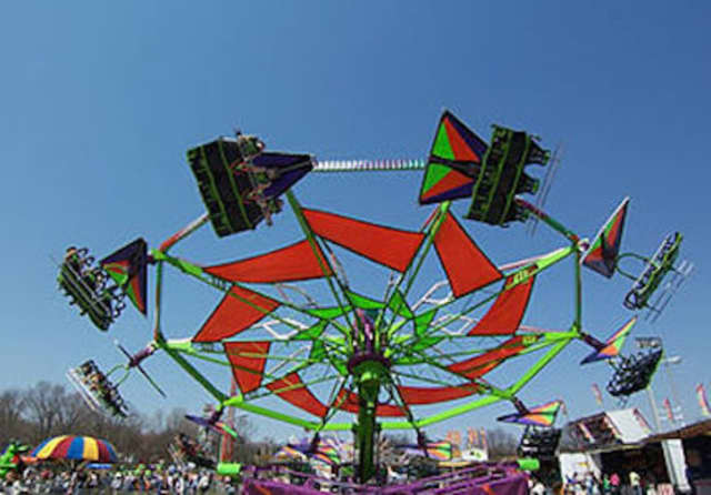 The Rotary Club of Trumbull will host its 29th carnival at Hillcrest Middle School from Tuesday, April 11, through Saturday, April 15.