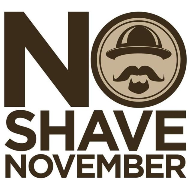 East Fishkill officers are taking part in the annual No Shave November effort.