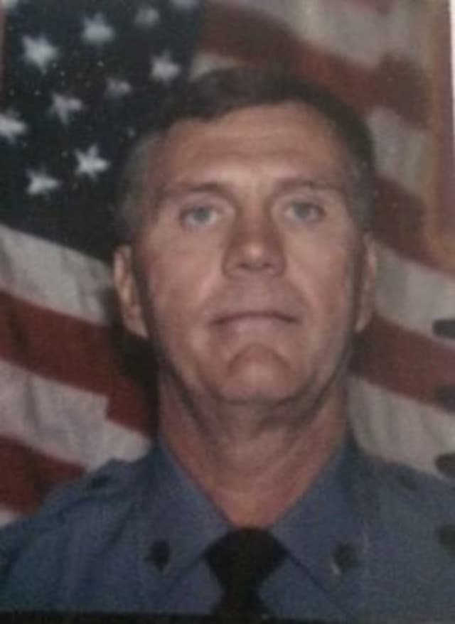 Police Sgt. Edward DeLisle served for 26 years in the Ridgefield Police Department.