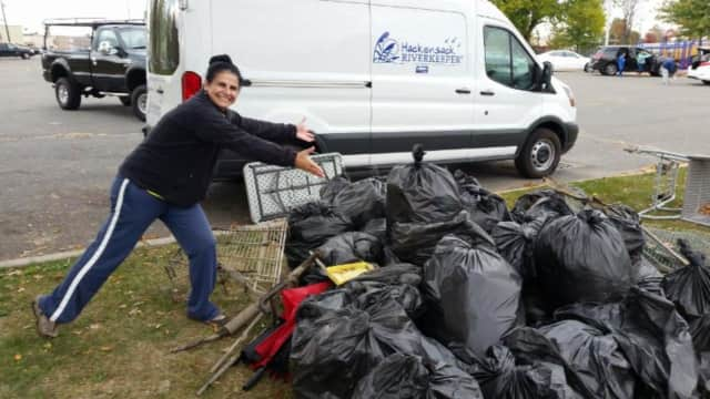 The Hackensack Riverkeeper is hosting a community cleanup.