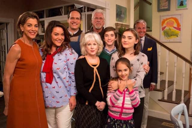 """""""American Housewife"""" is set in Westport."""