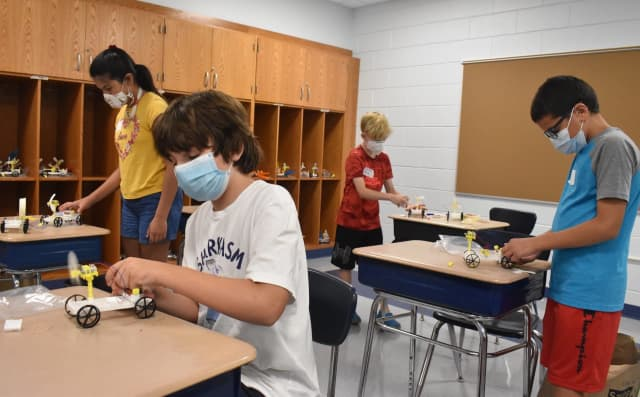Students in Massapequa schools will be required to wear masks during the upcoming year.