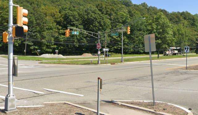Route 23 and Canistear Road, West Milford