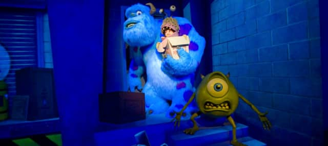 """Monsters, Inc."" will be shown Oct. 23  at the Lewisboro Library"