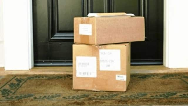 Police are warning residents of 'porch pirates' who steal online deliveries from front porches.