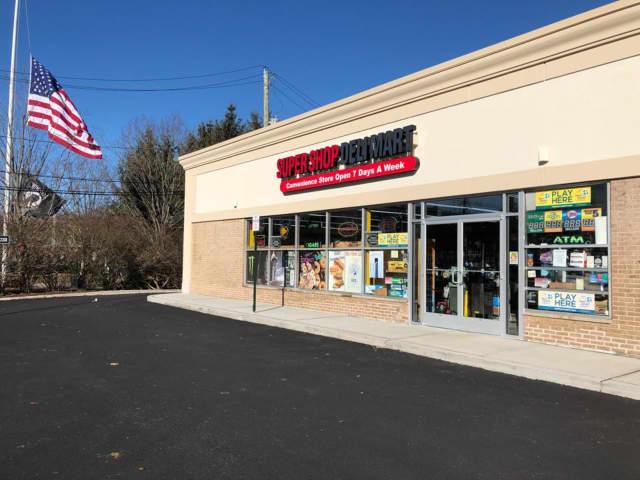 Super Shop Deli Mart in Franklin Lakes sold a winning NJ Lottery ticket.
