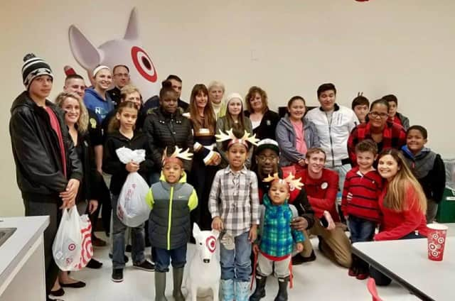 The Hyde Park Police Department participated in the Heroes and Helpers event at Target in Poughkeepsie.