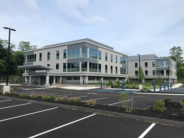 249 Danbury Road offers a state-of-the-art medical facility with covered drop off and automated entry doors.