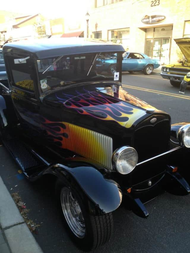 The 2015  Pompton Lakes Chamber of Commerce Classic Car Show is Sunday, Oct. 11