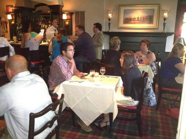 Enjoy Thanksgiving dinner at the Ho-Ho-Kus Inn.