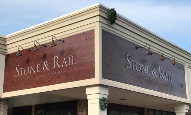Stone & Rail will be opening this week in Glen Rock.
