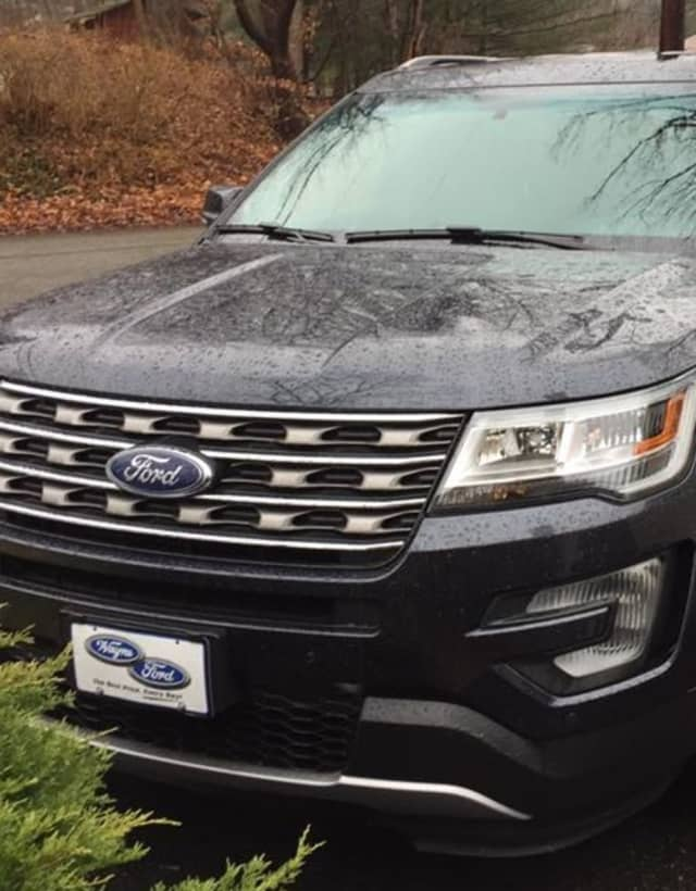 """Explorer owners should visit their preferred dealership, which Ford said would """"complete a torque inspection of the cross-axis ball joint and replace it as necessary."""""""