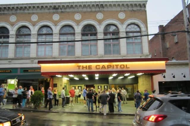 The Capitol Theater is a big draw to the vibrant downtown area of Port Chester.