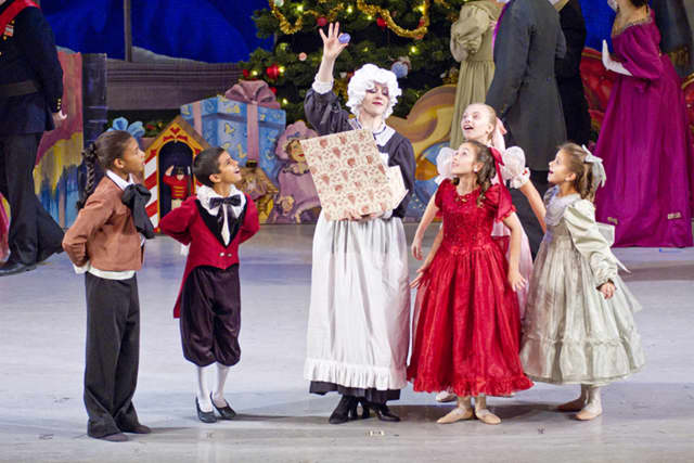 """The Rockland Youth Dance Junior Ensemble and the Rockland Youth Dance Senior Ensemble will perform """"The Nutcracker"""" in December."""